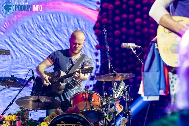 Foto Coldplay op Coldplay - 23/06 - Amsterdam Arena