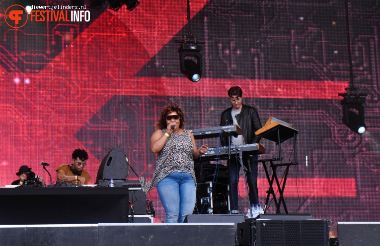 Shermanology op Share A Perfect Day 2016 foto