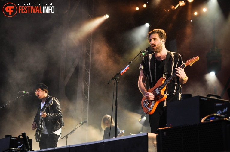 Kensington op Share A Perfect Day 2016 foto