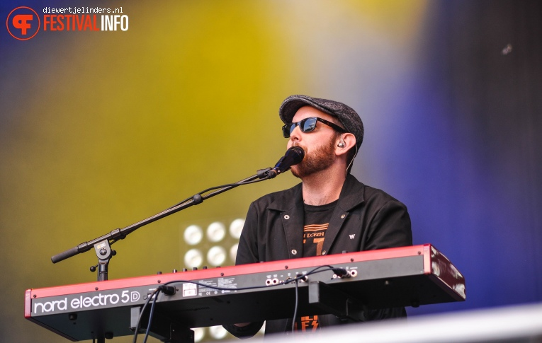 Foto Matt Simons op Share A Perfect Day 2016