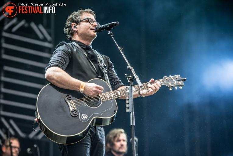 Foto Guus Meeuwis op Concert at Sea 2016 - Vrijdag