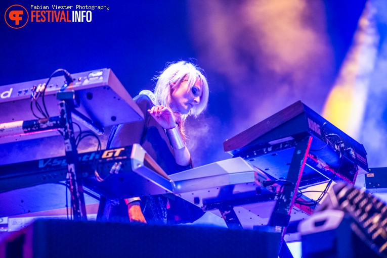 Faithless op Concert at Sea 2016 - Vrijdag foto