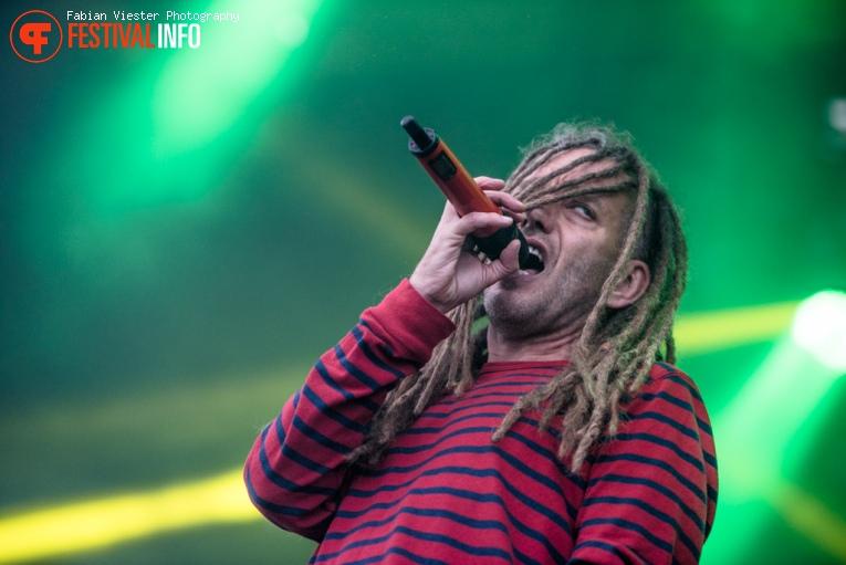 Bazzookas op Concert at Sea 2016 - Vrijdag foto