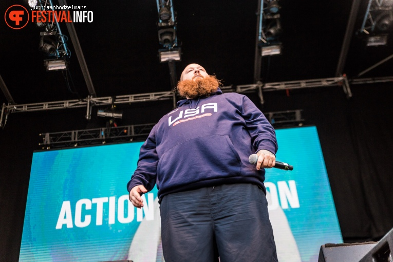 Foto Action Bronson op WOO HAH! 2016