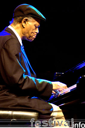 McCoy Tyner op North Sea Jazz 2007 foto