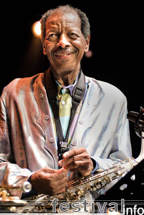 Ornette Coleman op North Sea Jazz 2007 foto