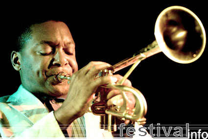 Wyton Marsalis op North Sea Jazz 2007 foto