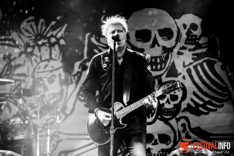 The Offspring op Rock Werchter 2016 - Vrijdag foto