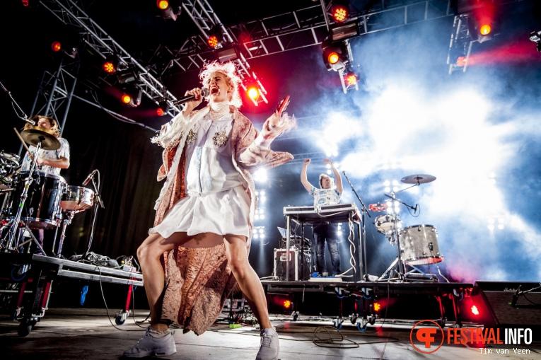 Skip & Die op Festival de Beschaving 2016 foto