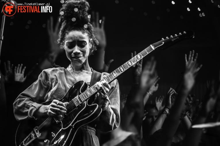 Lianne La Havas op Rock Werchter 2016 - Zondag foto