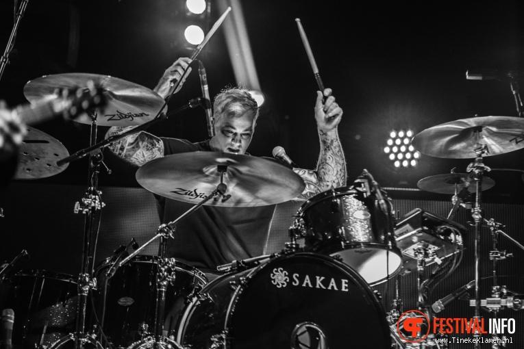Foto Skunk Anansie op Rock Werchter 2016 - Zondag