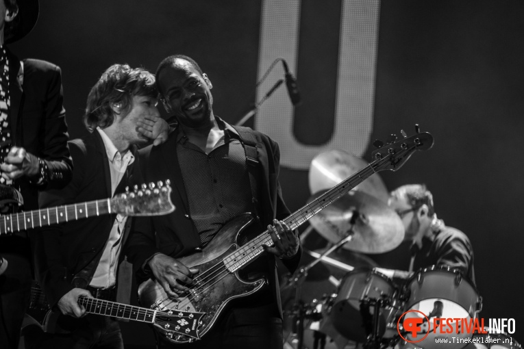 Foto Beck op Rock Werchter 2016 - Zondag