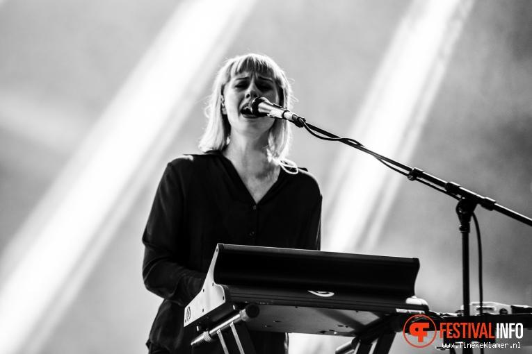 Foto Aurora op Rock Werchter 2016 - Zondag
