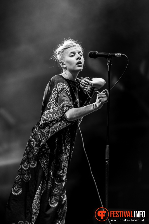 Aurora op Rock Werchter 2016 - Zondag foto