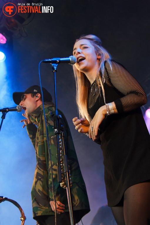 Hælos op Metropolis Festival 2016 foto