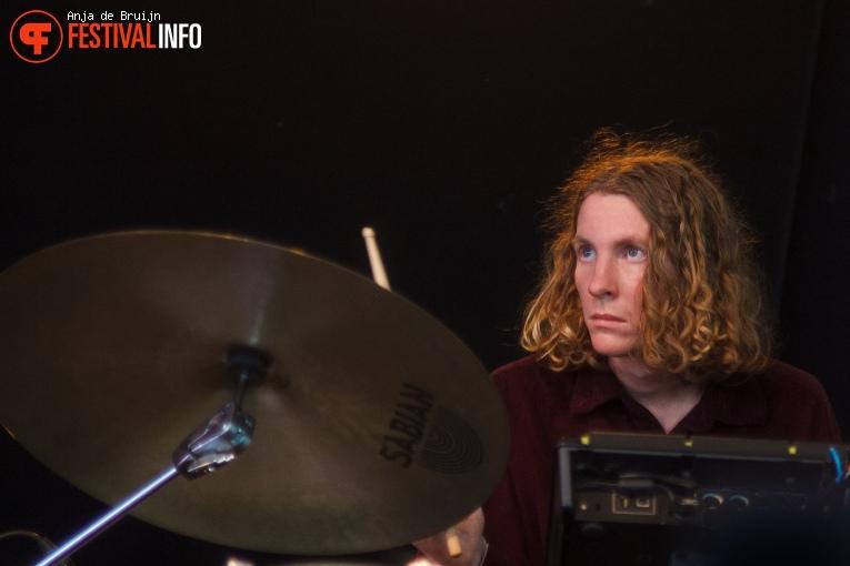 Methyl Ethel op Metropolis Festival 2016 foto
