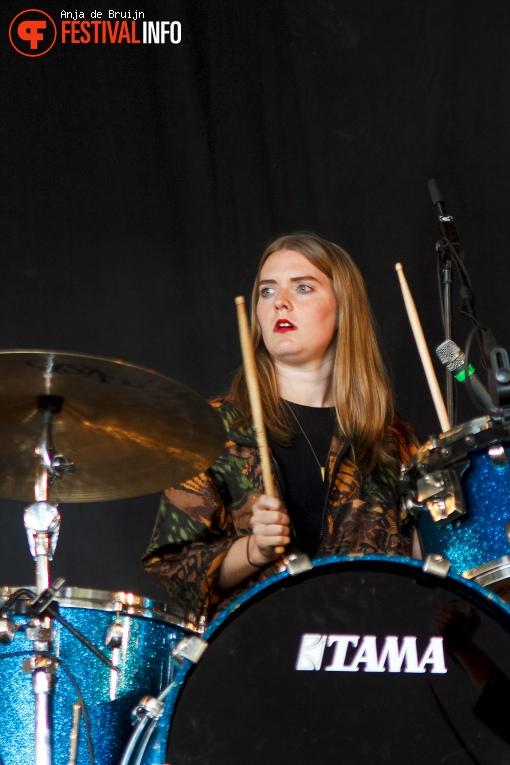 BØRNS op Metropolis Festival 2016 foto