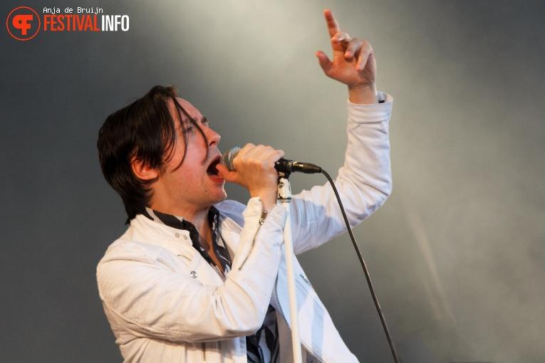 White op Metropolis Festival 2016 foto