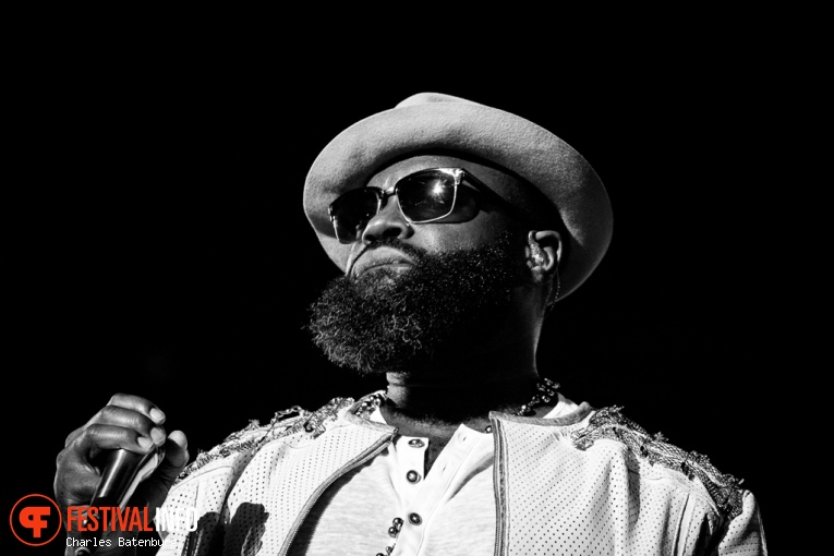 Foto The Roots op North Sea Jazz 2016 - Vrijdag