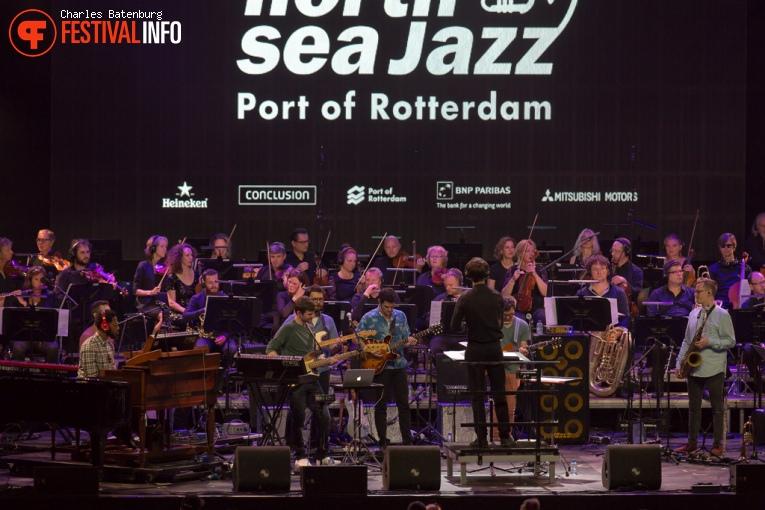 Snarky Puppy op North Sea Jazz 2016 - Vrijdag foto