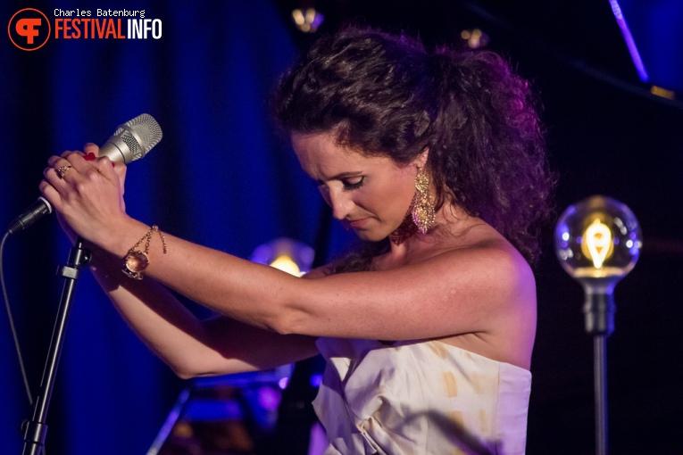 Foto Maria Mendes op North Sea Jazz 2016 - Vrijdag