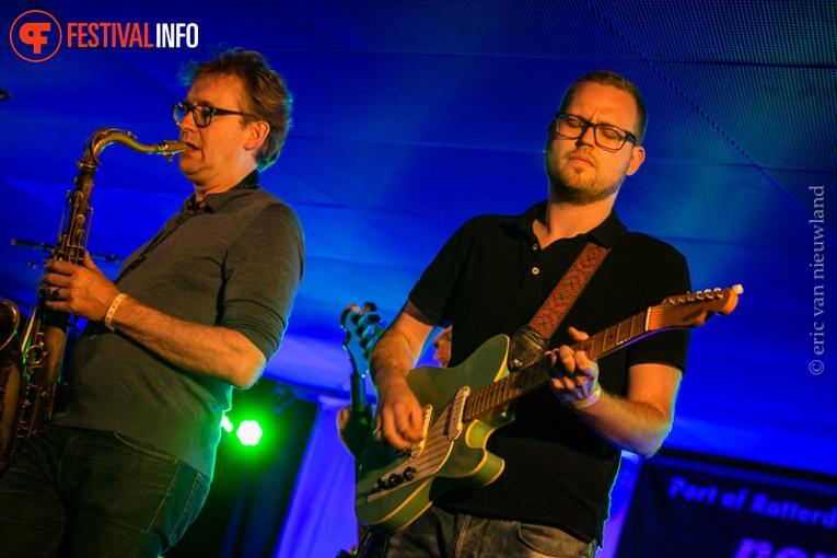 Identikit op North Sea Jazz 2016 - Vrijdag foto