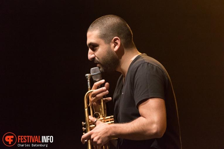 Ibrahim Maalouf op North Sea Jazz 2016 - Vrijdag foto