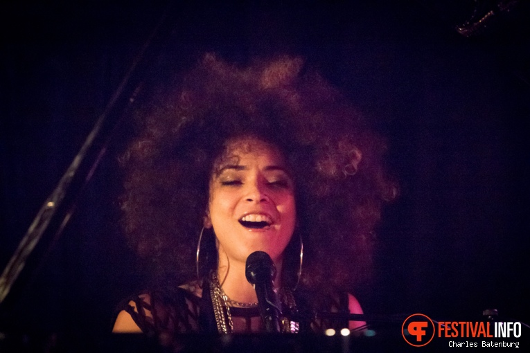 Foto Kandace Springs op North Sea Jazz 2016 - Vrijdag