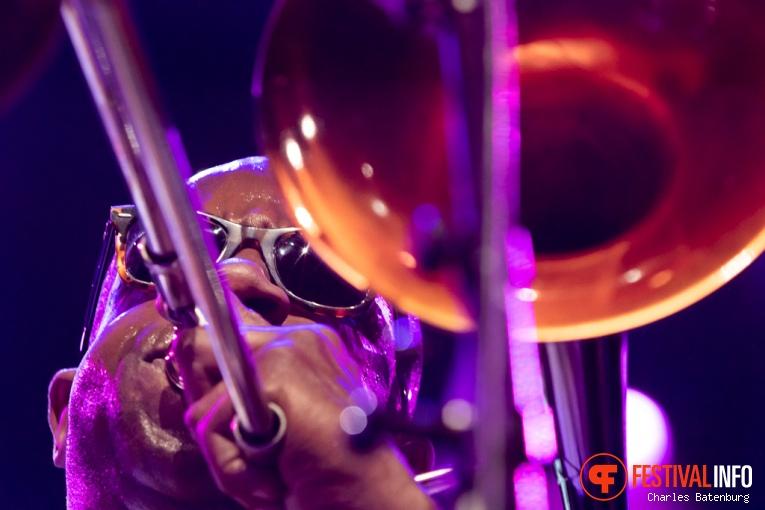 Kamasi Washington op North Sea Jazz 2016 - Vrijdag foto