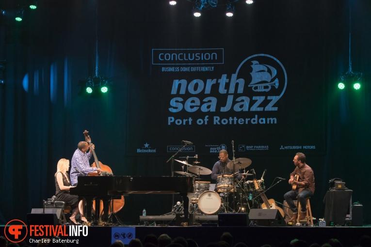 Diana Krall op North Sea Jazz 2016 - Vrijdag foto