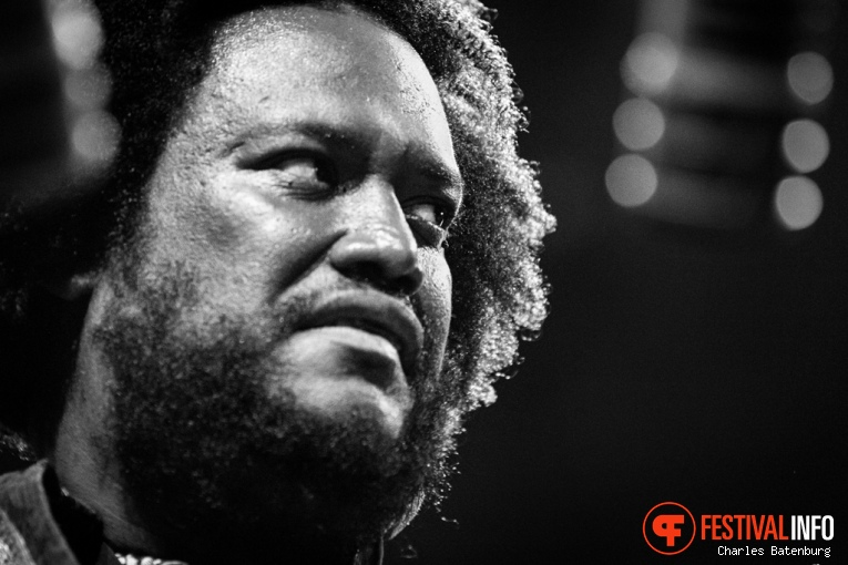 Foto Kamasi Washington op North Sea Jazz 2016 - Vrijdag