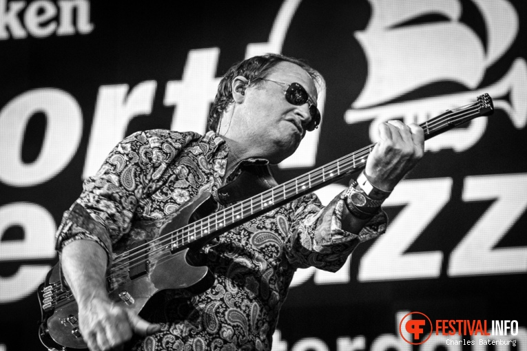 Foto Level 42 op North Sea Jazz 2016 - Zaterdag