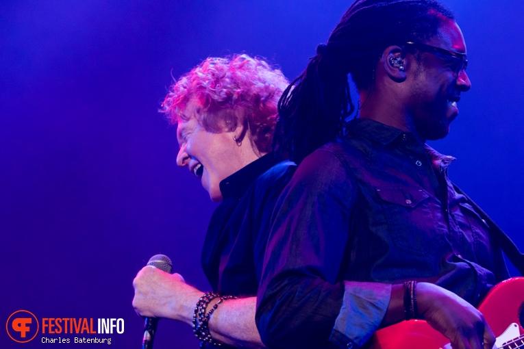 Simply Red op North Sea Jazz 2016 - Zondag foto