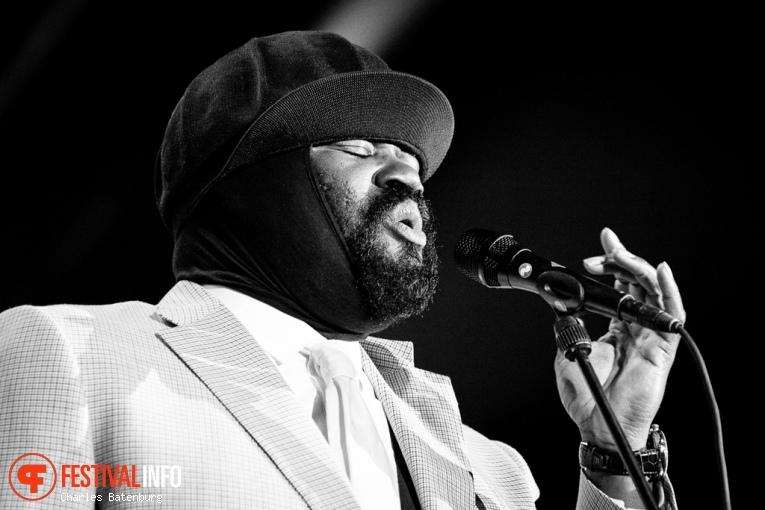 Gregory Porter op North Sea Jazz 2016 - Zondag foto