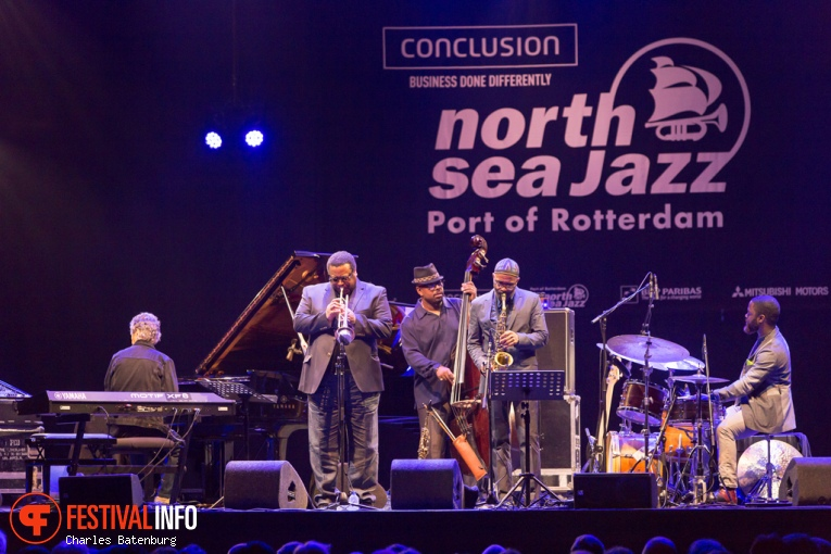 Chick Corea op North Sea Jazz 2016 - Zondag foto