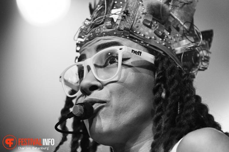 Esperanza Spalding op North Sea Jazz 2016 - Zondag foto