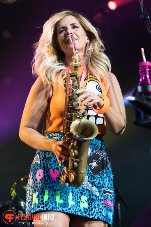 Foto Candy Dulfer op North Sea Jazz 2016 - Zondag