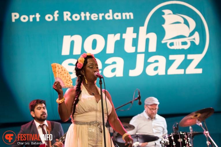 Malted Milk op North Sea Jazz 2016 - Zondag foto