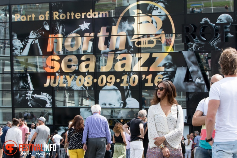 North Sea Jazz 2016 - Zondag foto