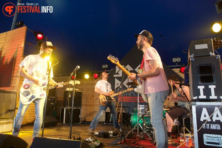 Foto It It Anita op Stone Rock Festival 2016