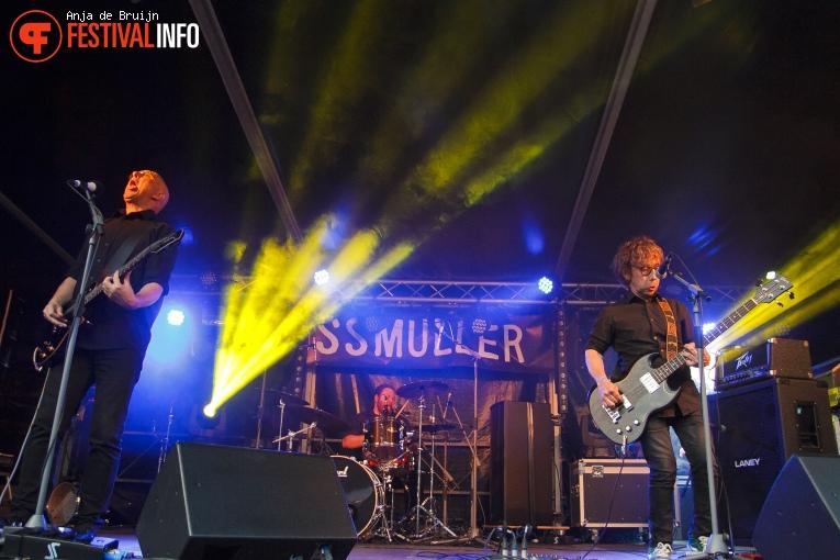 Weissmuller op Westerpop 2016 foto