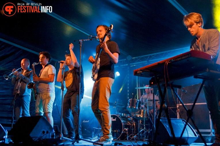 Leoparte op Westerpop 2016 foto