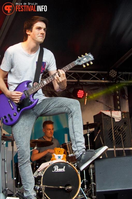 Left Alive op Westerpop 2016 foto