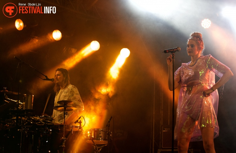 Foto Skip & Die op Fields of Joy Festival 2016