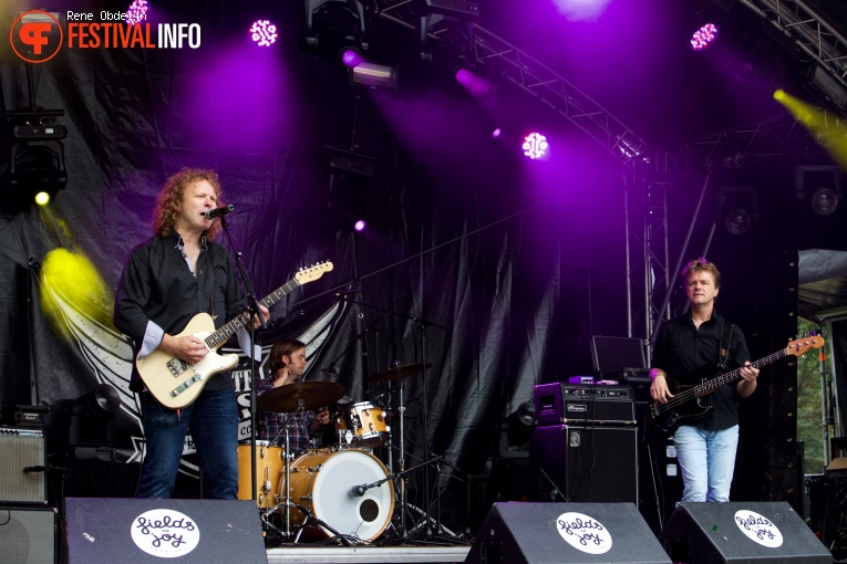 Foto The Fortunate Sons op Fields of Joy Festival 2016
