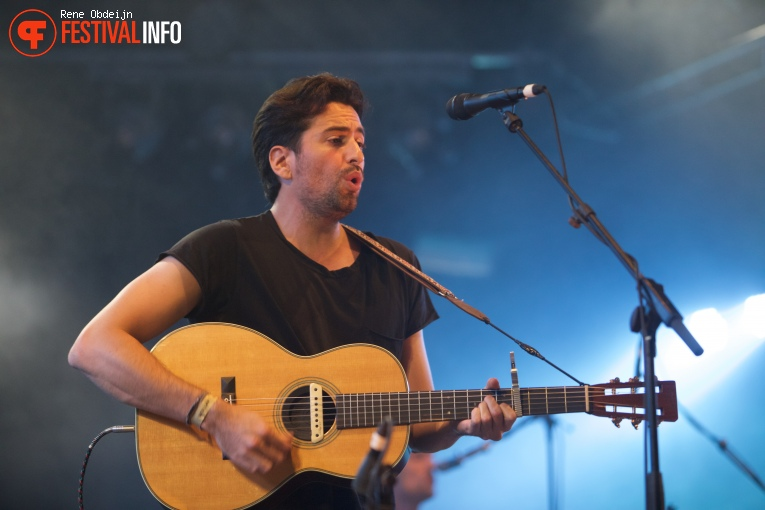 Foto Dotan op Fields of Joy Festival 2016