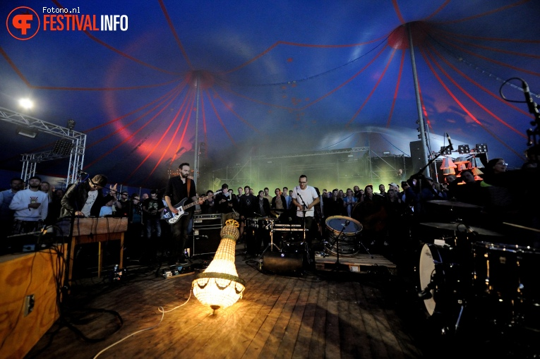 Foto S.T. Cordell op Welcome To The Village 2016 - Zaterdag