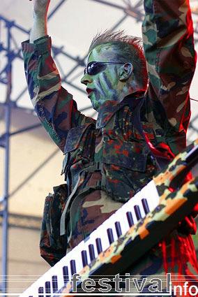 Funker Vogt op Amphi Festival 2007 foto
