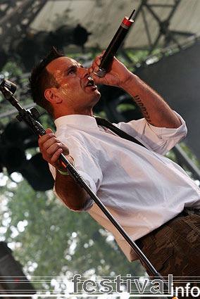 Foto Funker Vogt op Amphi Festival 2007