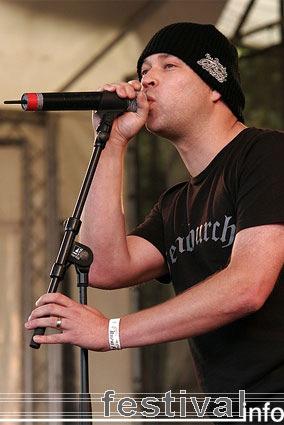 Mesh op Amphi Festival 2007 foto